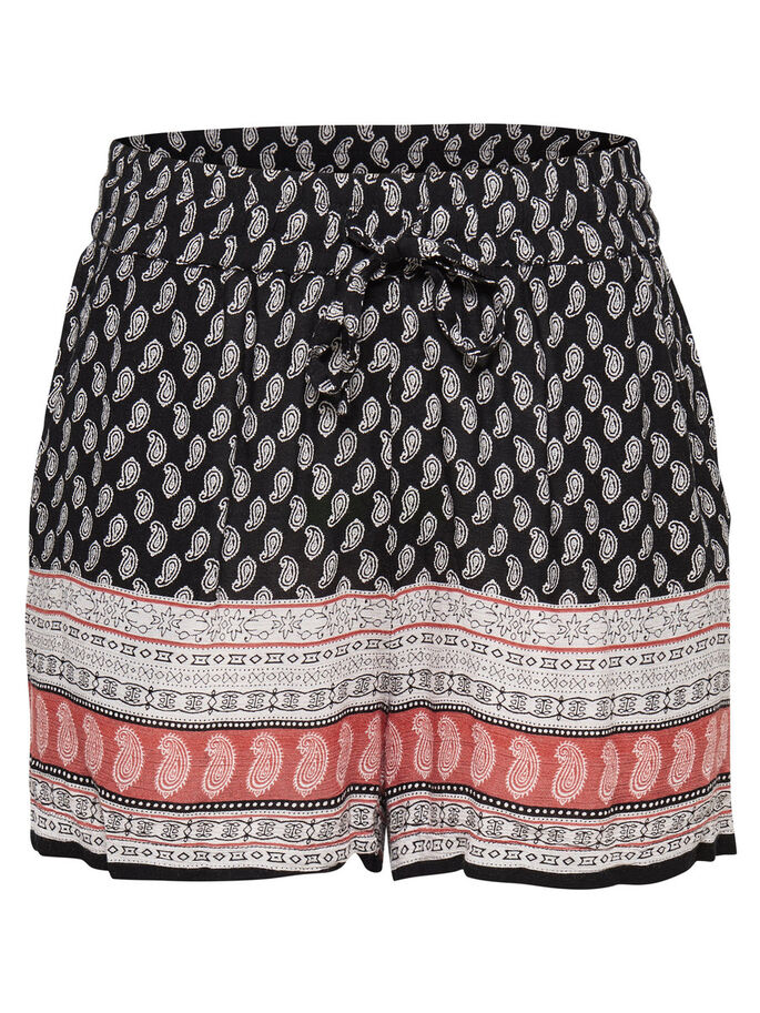 ESTAMPADOS SHORTS, Black, large