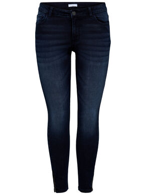 JDY LOW ANKLE SKINNY FIT JEANS