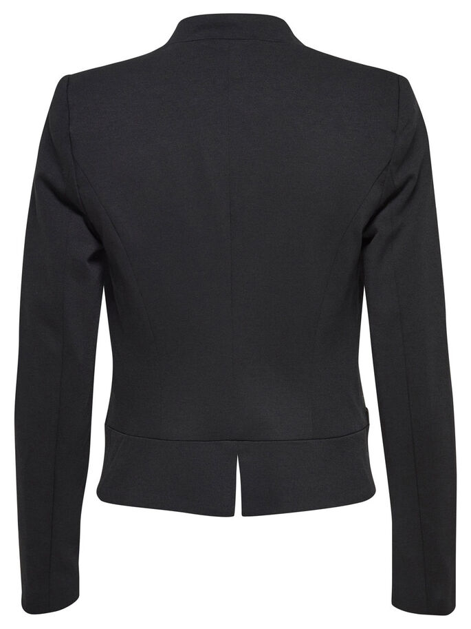 KORTE BLAZER, Black, large