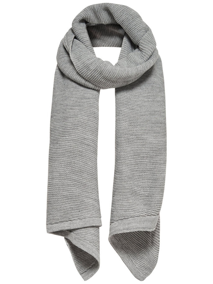 EFFEN SJAAL, Light Grey Melange, large