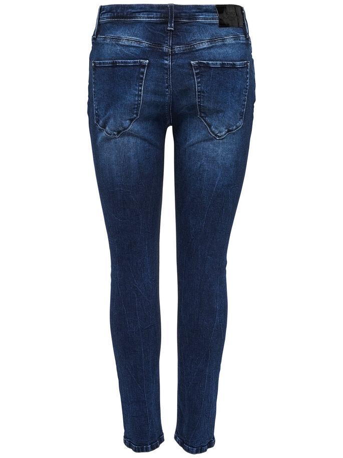 FRIHET ANTI-FIT JEANS, Dark Blue Denim, large