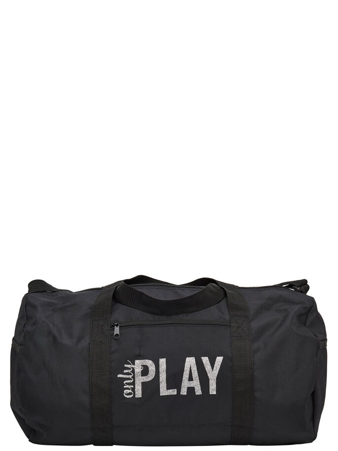 TRAINING BAG, Black, large