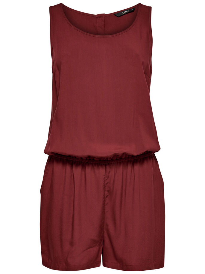 SOLID PLAYSUIT, Syrah, large