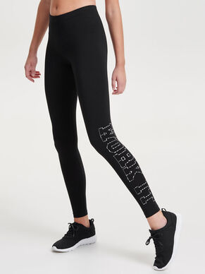 JERSEY TRAINING TIGHTS