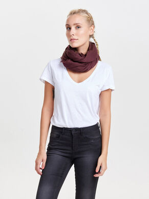 SOLID SCARF