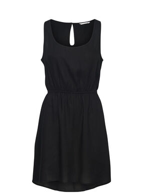 LOOSE SLEEVELESS DRESS