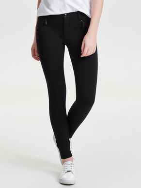 EVIE ANKLE SKINNY FIT JEANS