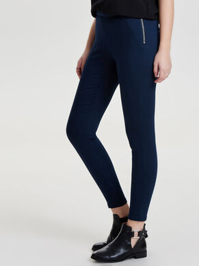 DALLAS HW ANKLE SKINNY FIT JEANS