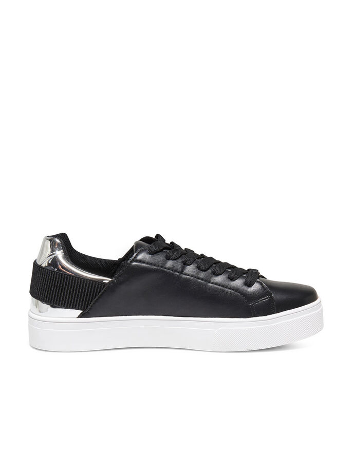 HÖGA SNEAKERS, Black, large