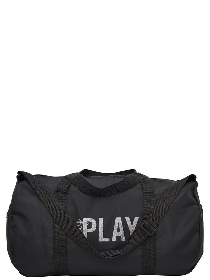 TRAININGS- TASCHE, Black, large