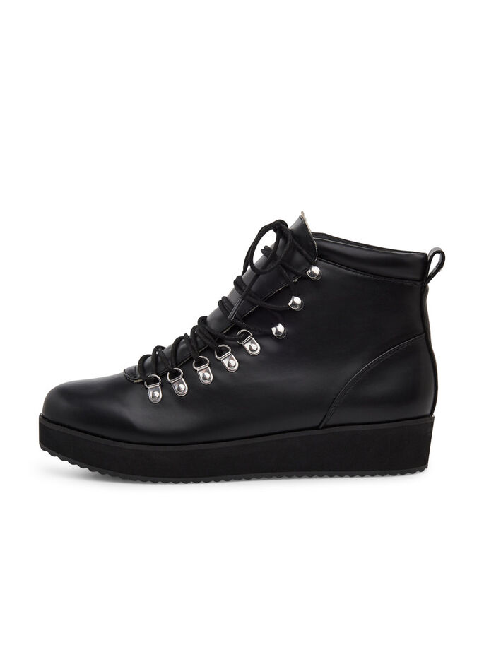 SHORT BOOTS, Black, large