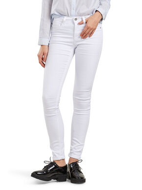 ULTIMATE SOFT REG. WEISSE SKINNY FIT JEANS