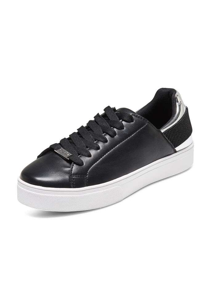 HIGH SNEAKERS, Black, large