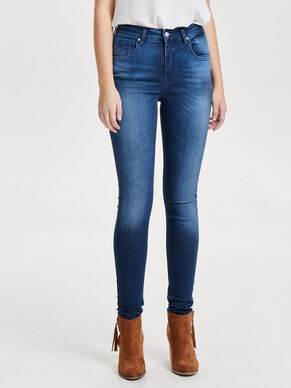 PIPER HW JEANS SKINNY FIT
