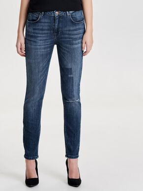RELAX JEANS SKINNY FIT
