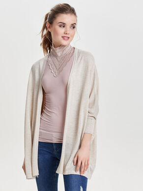 LOOSE-FIT- STRICK-CARDIGAN