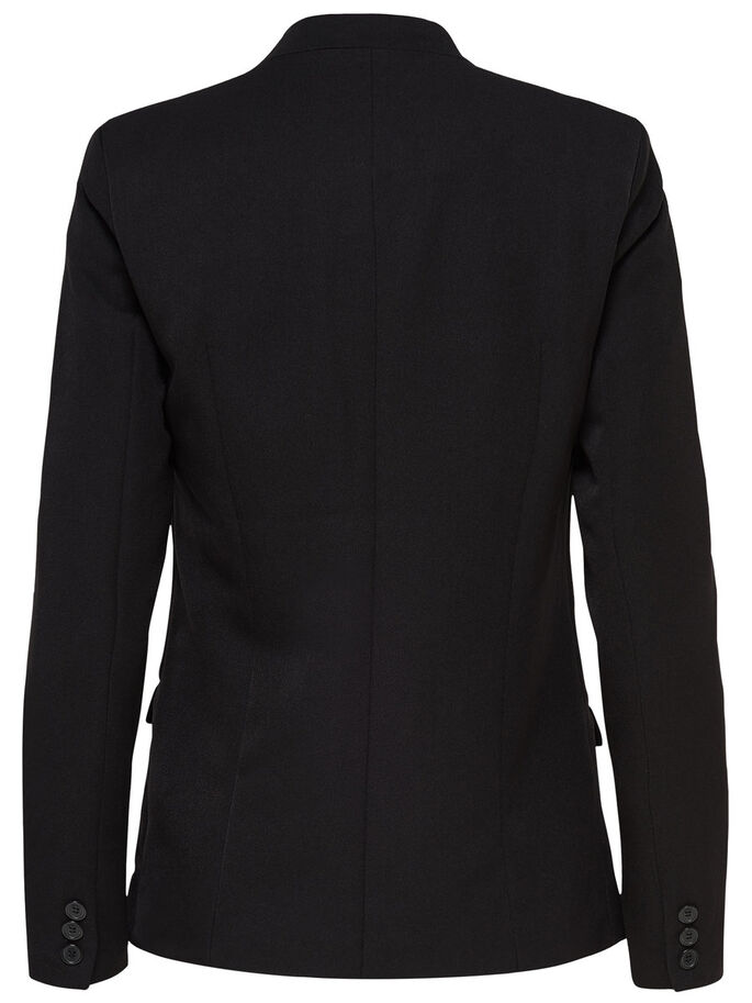 EFFEN BLAZER, Black, large
