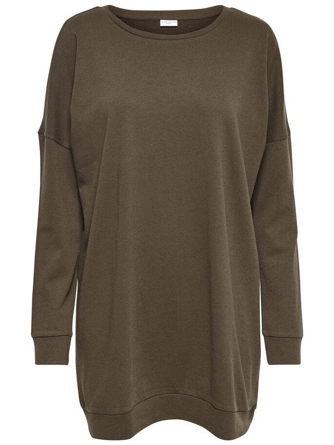 OVERSIZED SWEATSHIRT, Wren, large