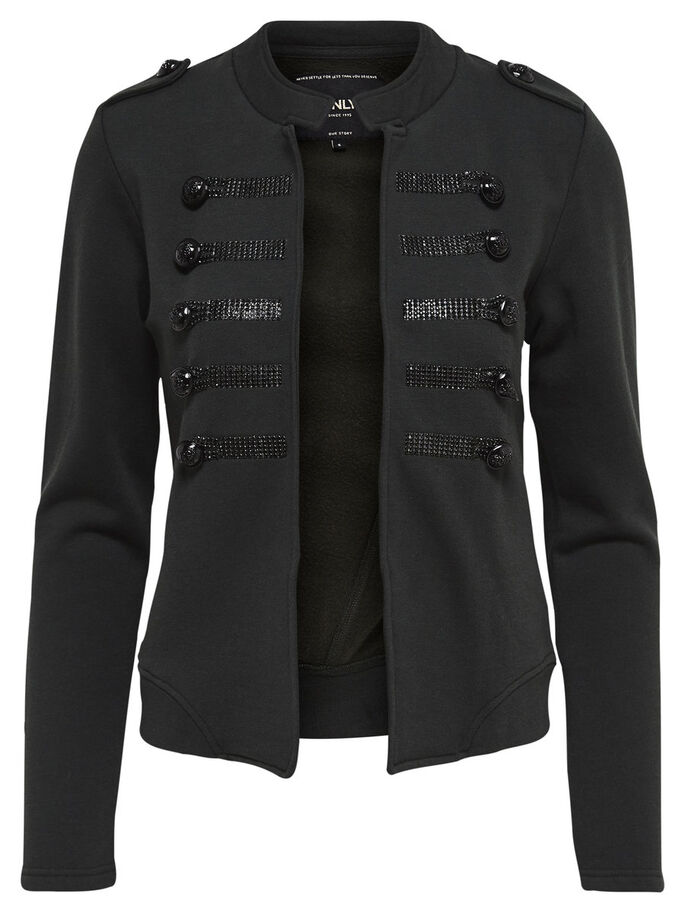 SWEAT BLAZER, Jet Set, large
