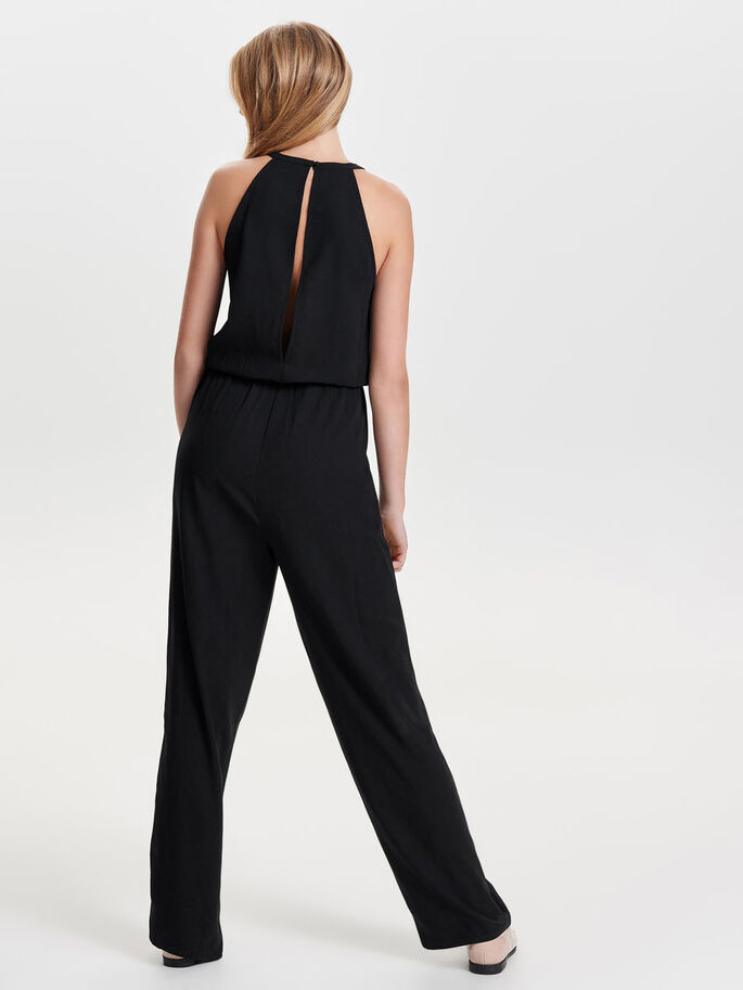 PAILLETTEN- JUMPSUIT, Black, large