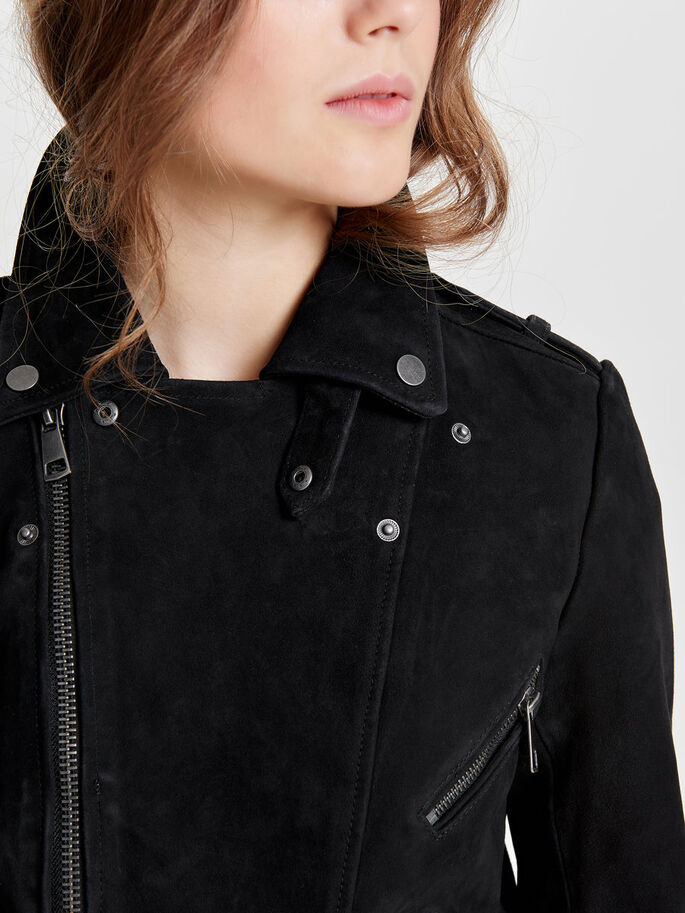 RUSKINDS JACKET, Black, large