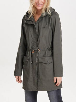 SEASONAL PARKA COAT