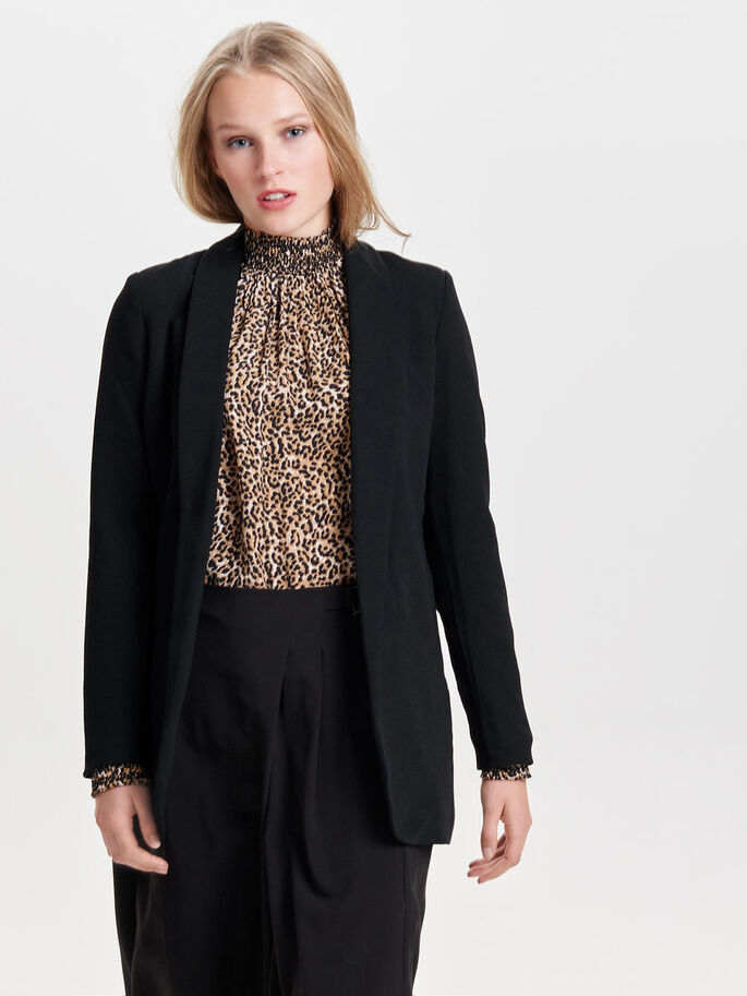 LANG BLAZER, Black, large