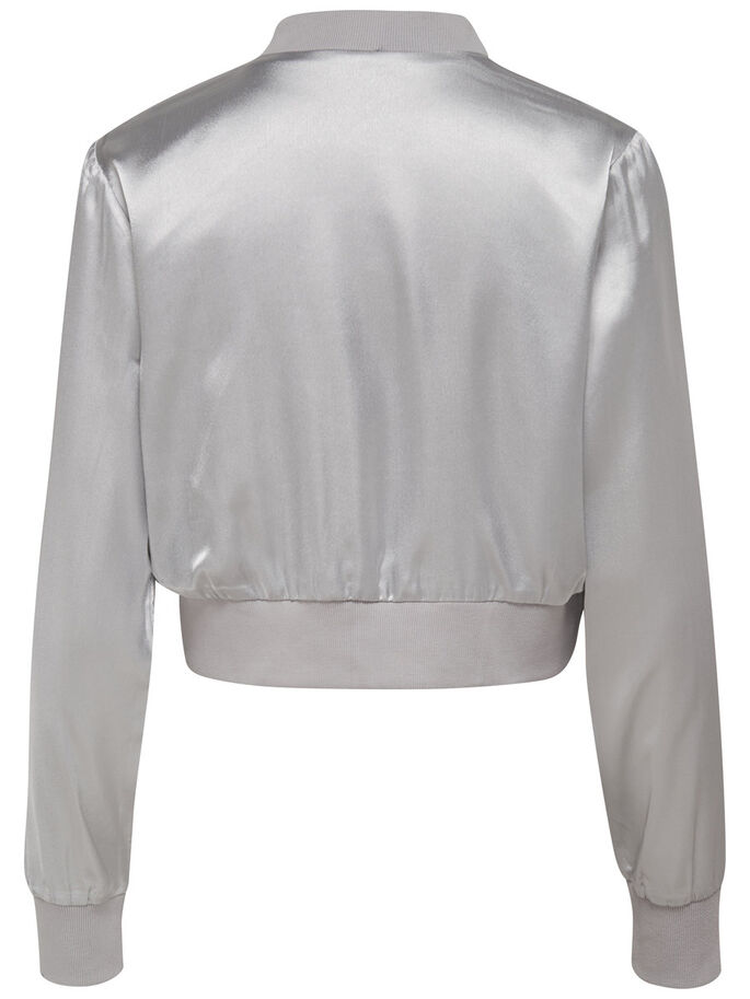 BOMBER CHAQUETA, Micro Chip, large