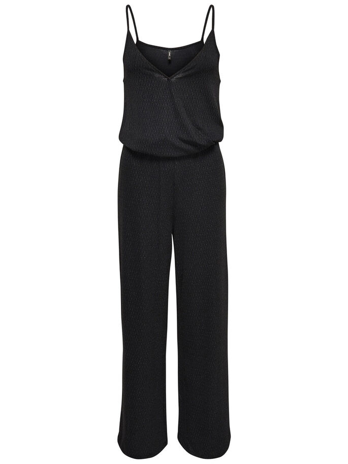 ÄRMLÖS JUMPSUIT, Black, large