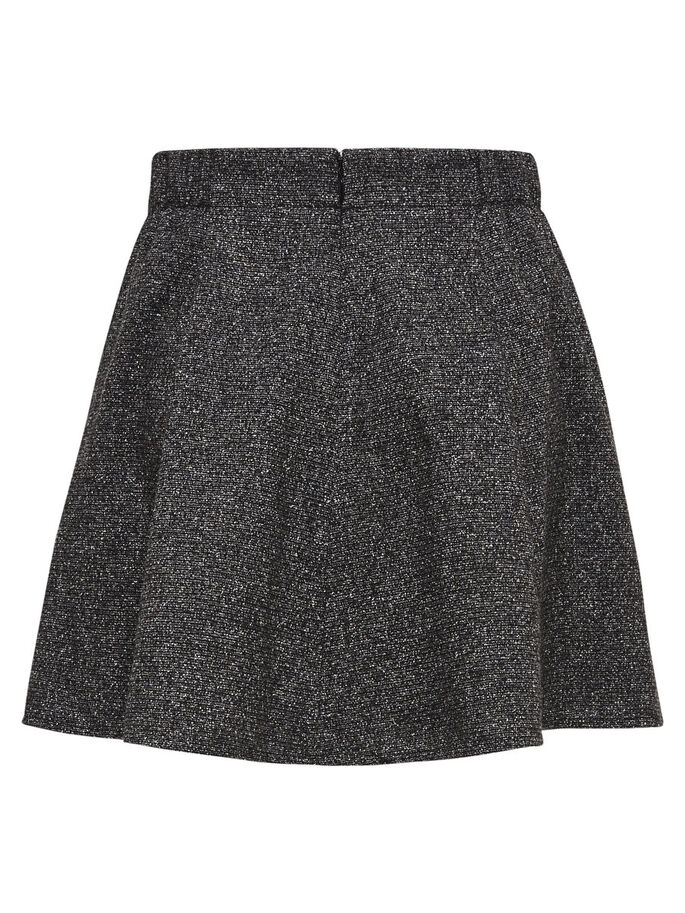 A-FÖRMIGER ROCK, Dark Grey Melange, large