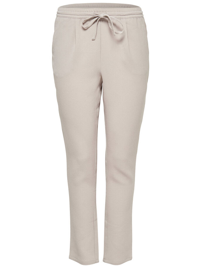 CLASSIC TROUSERS, Beige, large