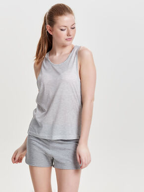 SLEEVELESS SPORTS TOP