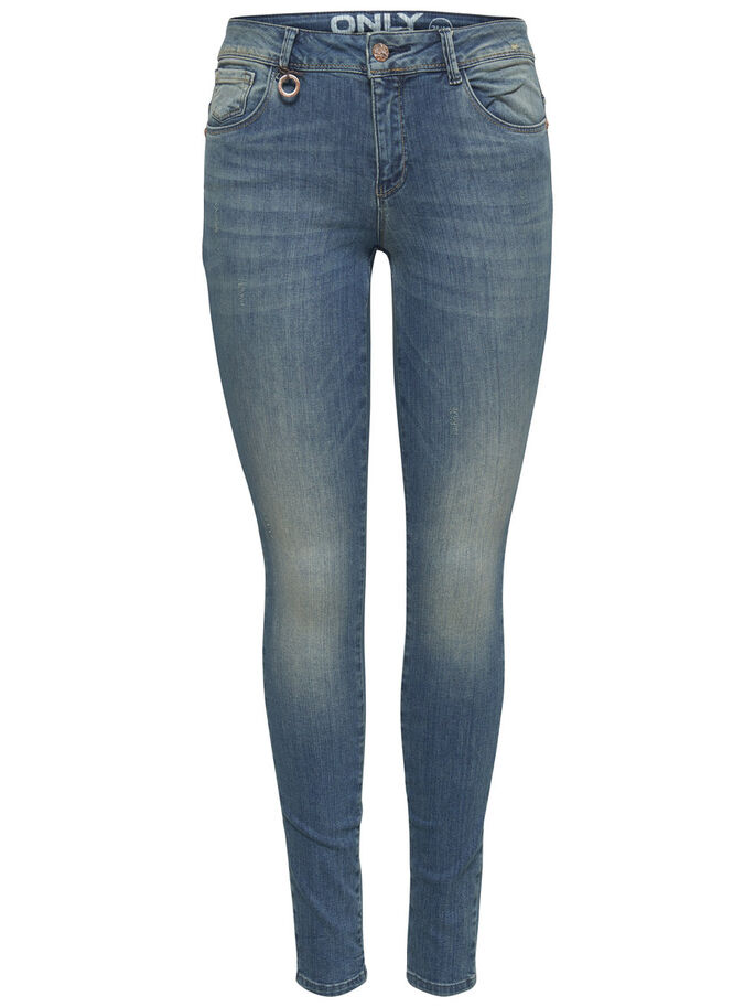 ULTIMATE REG JEAN SKINNY, Medium Blue Denim, large