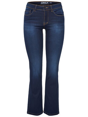 ULTIMATE SOFT STRAIGHT FIT JEANS