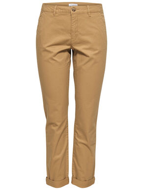 SOLID CHINOS