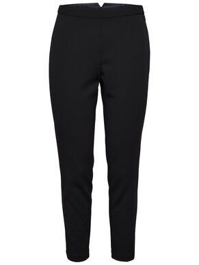 SLIM FITTED ANKLE TROUSERS
