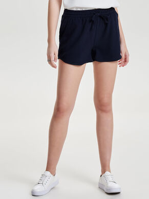 LOOSE-FIT- SHORTS