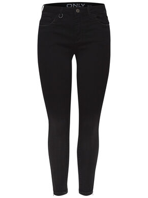 KENDELL ANKLE SKINNY FIT JEANS