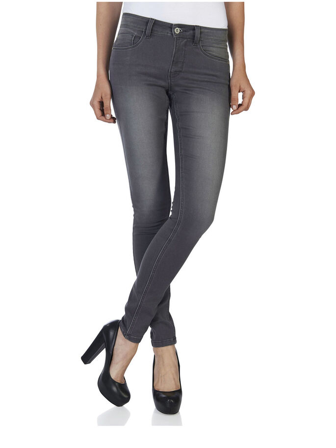 ULTIMATE SOFT REG. SKINNY JEANS, Medium Grey Denim, large