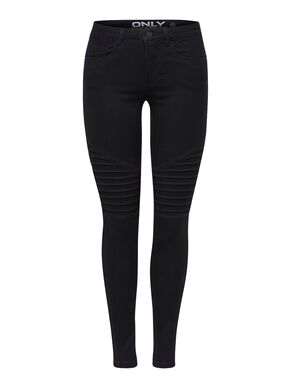 ROYAL REGULAR BIKER SKINNY FIT JEANS