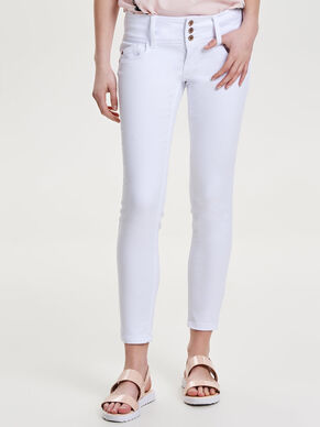 ANEMONE SOFT ANKLE JEANS SKINNY FIT