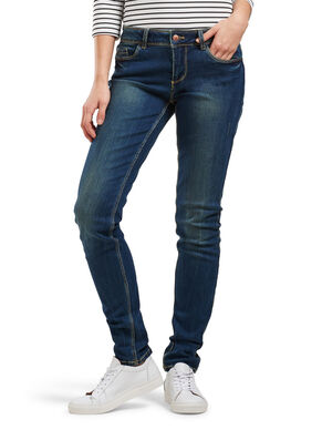LILY LOW SKINNY FIT JEANS