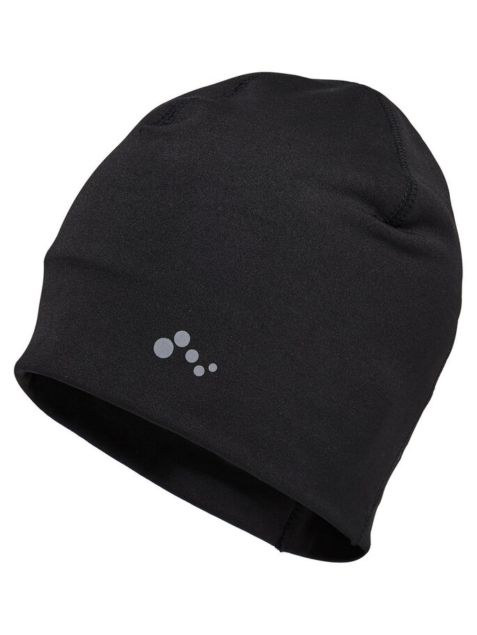 JOGGING CHAPEAU, Black, large