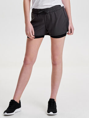 DETAILED SPORTS SHORTS