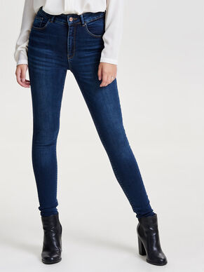 PIPER HIGH WAIST JEANS SKINNY FIT