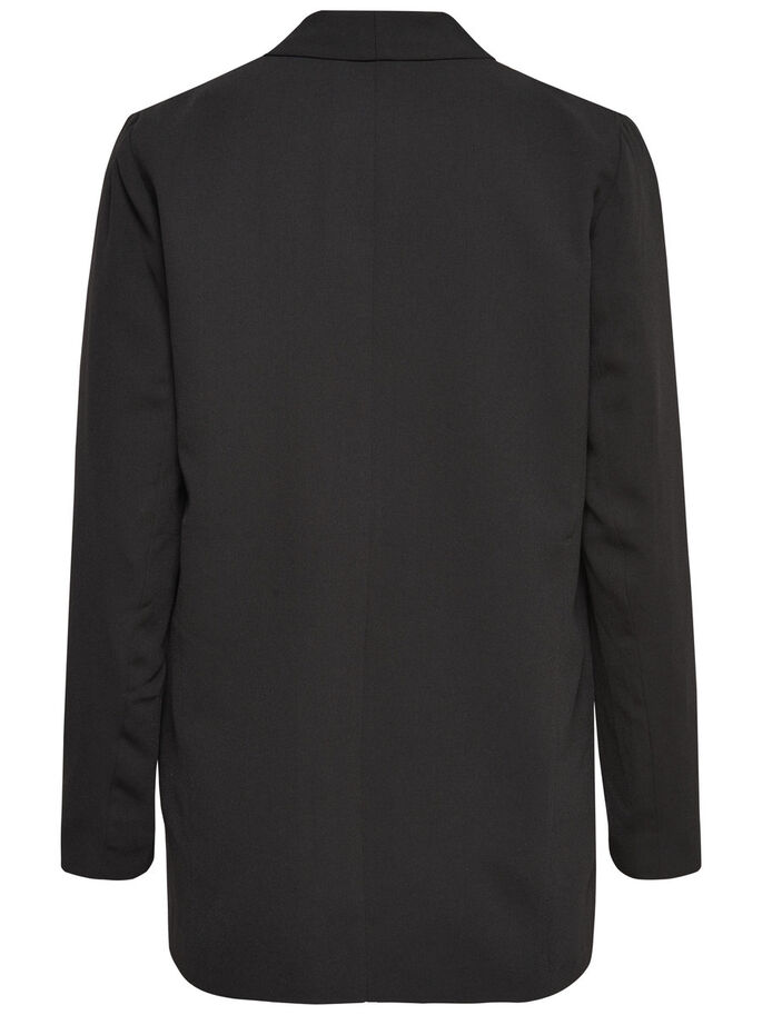 LANGE BLAZER, Black, large