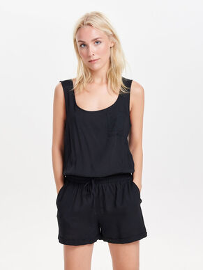 ÄRMELLOSER PLAYSUIT