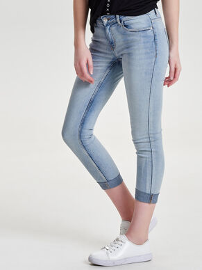 JDY LOW SISLEY ANKLE SKINNY FIT JEANS