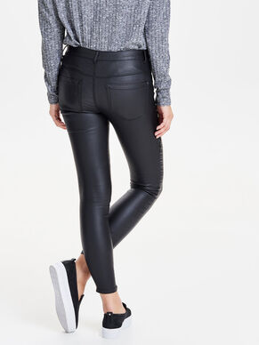 ROYAL ROCK ZIPCOIN ANKLE SKINNY FIT JEANS