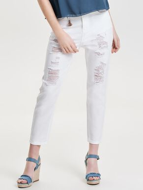 STUDIO MW GIRLFRIEND ANKLE ANTI-FIT-JEANS